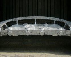 Prototipo parachoques
