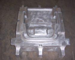Foaming mould