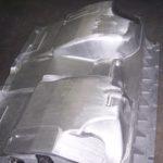 Molde de aluminio para termoformado