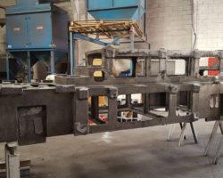 Fundición aluminio prototipo