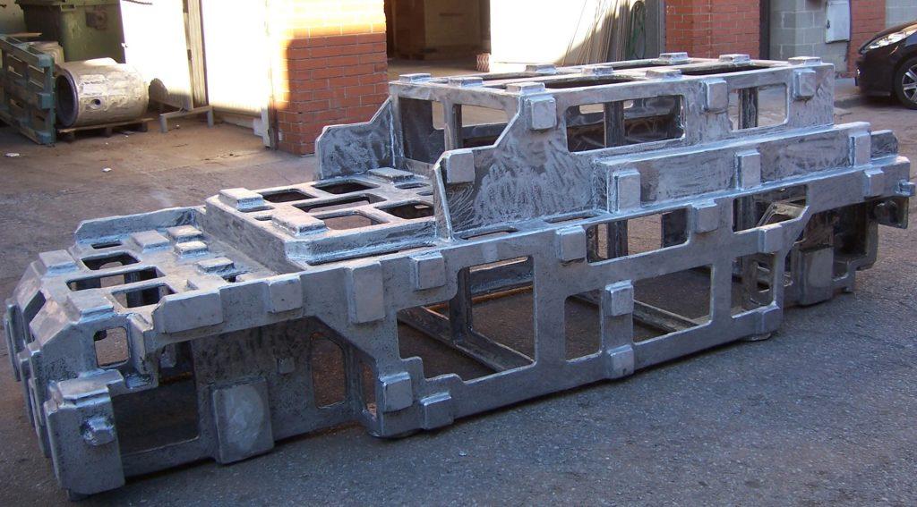 Prototipo fundición de aluminio