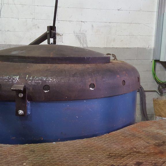Hornos de fundición de aluminio
